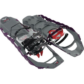MSR Revo Ascent 25 - Raquetas de nieve de aluminio Mujer - gris/violeta